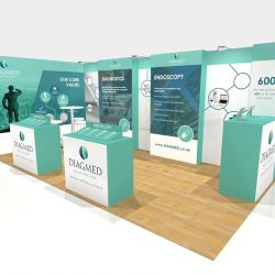 Making Sure Your Exhibition Stand Stands Out From The Crowd